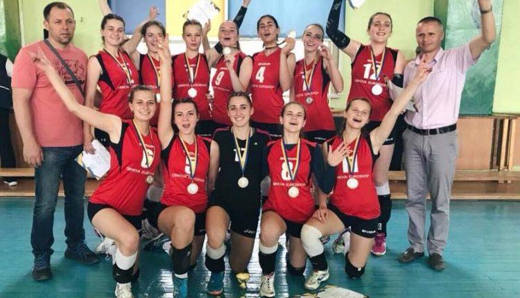 Волейбол: Чернівчанки – срібні призерки Студентської ліги України 2018