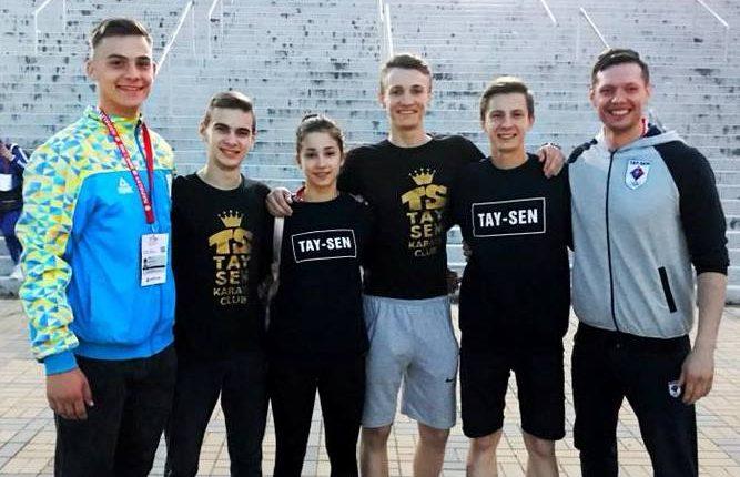 Як чернівчани виступили на Karate1 Youth League 2018 в Софії