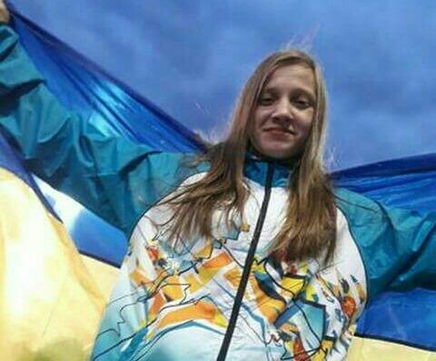 Чернівчанка Марія Винник – чемпіонка Всесвітньої літньої Гімназіади-2018