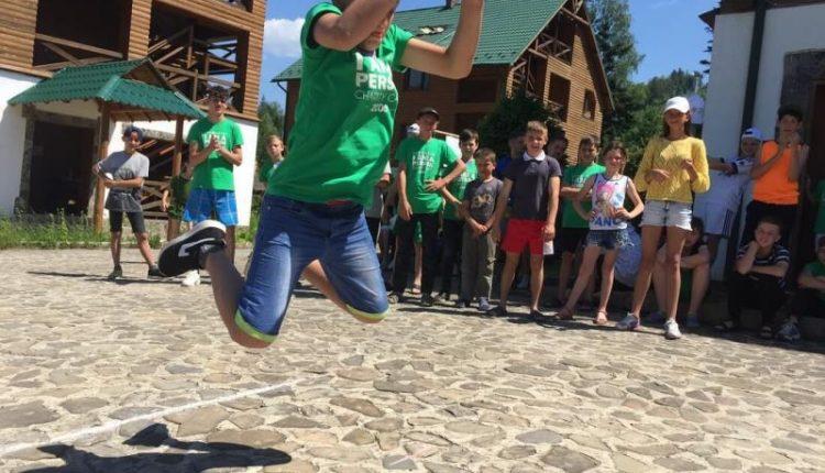 День спорту і «Школа плавання» на «Буковинській мрії 2018» (фото, відео)