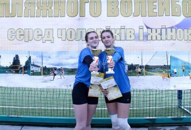 Чернівчанки виграли Відкритий чемпіонат Львова з пляжного волейболу 2018