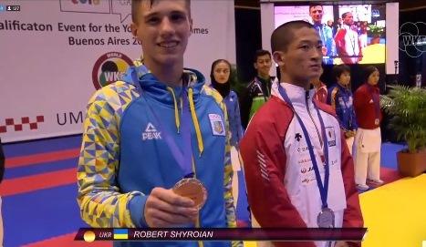 Чернівчанин поїхав на олімпійський відбір зі збірною Молдови