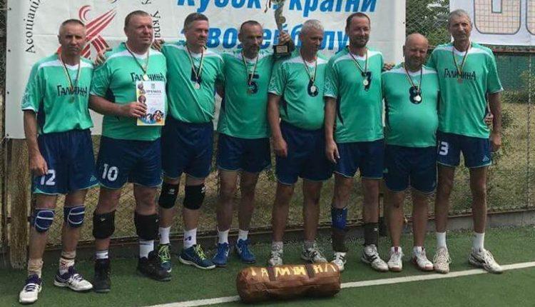 «Галичина» (Чернівці) виграла Кубок України 2018 серед ветеранів (фото)