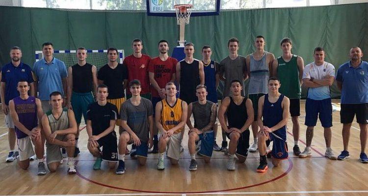 Чернівецький баскетболіст – у збірній України U-18