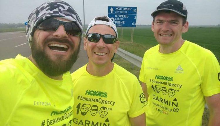Чернівецький учасник пробігу на 1000 км розказав, чому не зможе далі бігти