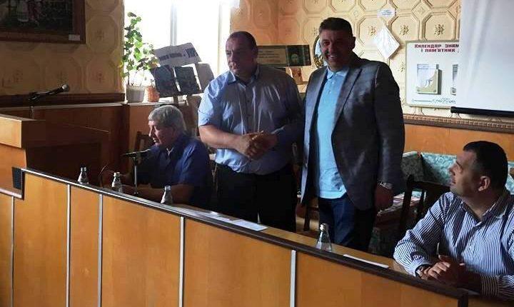 У Кіцмані переобрали голову районної федерації футболу (відео, фото)