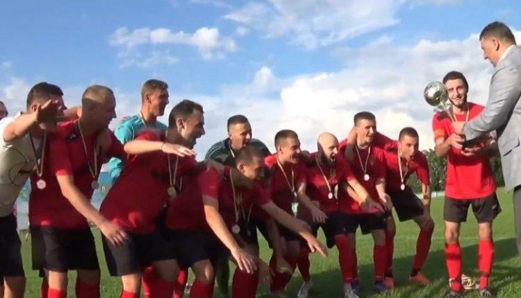 У фіналі Кубка області 2018 забили по голу в кожному таймі (відео, фото)