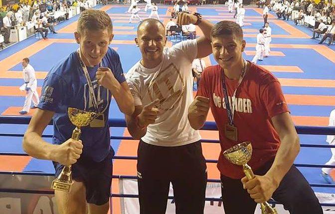 Карате: Успіхи буковинців на Budapest Open 2018