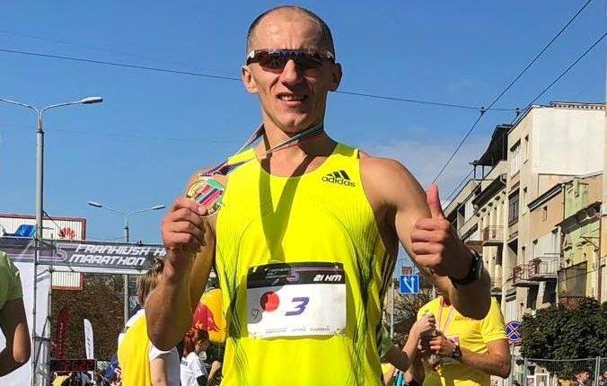 Гешко в призах на Frankivsk Half Marathon 2018 (фото)