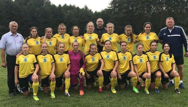 Футбол (І ліга, жінки) 2018/19: календар, результати