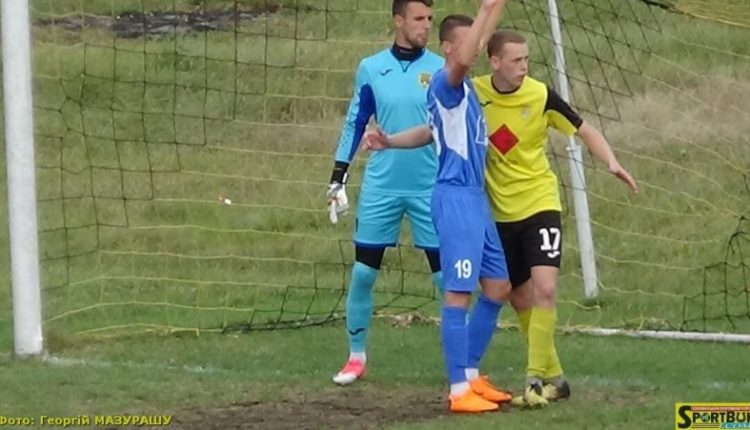 «Буковина» U-19 виграє і лідирує у І лізі (відео)