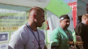 Чернівецький богатир Олександр Кочергін – переможець парного чемпіонату України зі стронгмену
